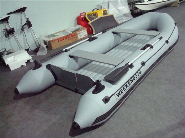 weekend лодка