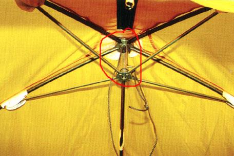 Из чего сделать дуги для палатки своими руками